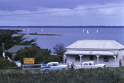 View south from Toonalook Parade, early 1960s