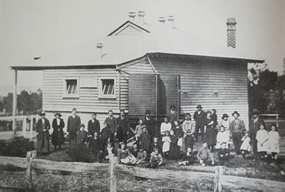 Eagle Point Primary School 1922