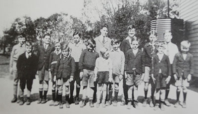 Eagle Point Primary School 1936