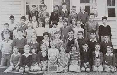 Eagle Point Primary School 1953