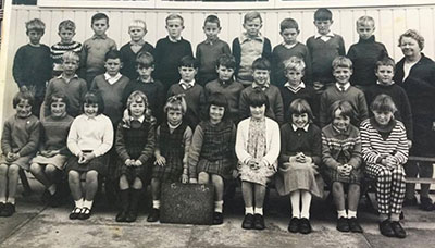 Paynesville Primary School Grades 2 and 3, 1967