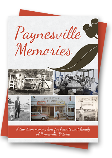 The Paynesville Memories Book